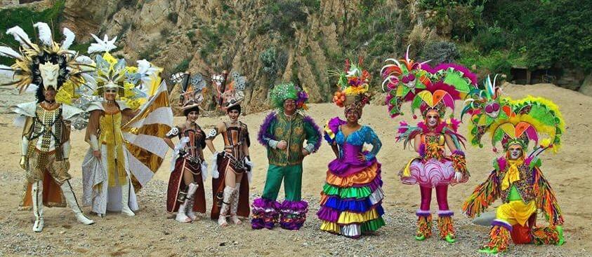 Colles Carnaval Tossa